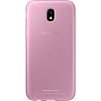 Cover per Jelly per SAMSUNG GALAXY J5 2017 SAMSUNG JELLY COVER PINK J5 2017 su Mediaworld.it