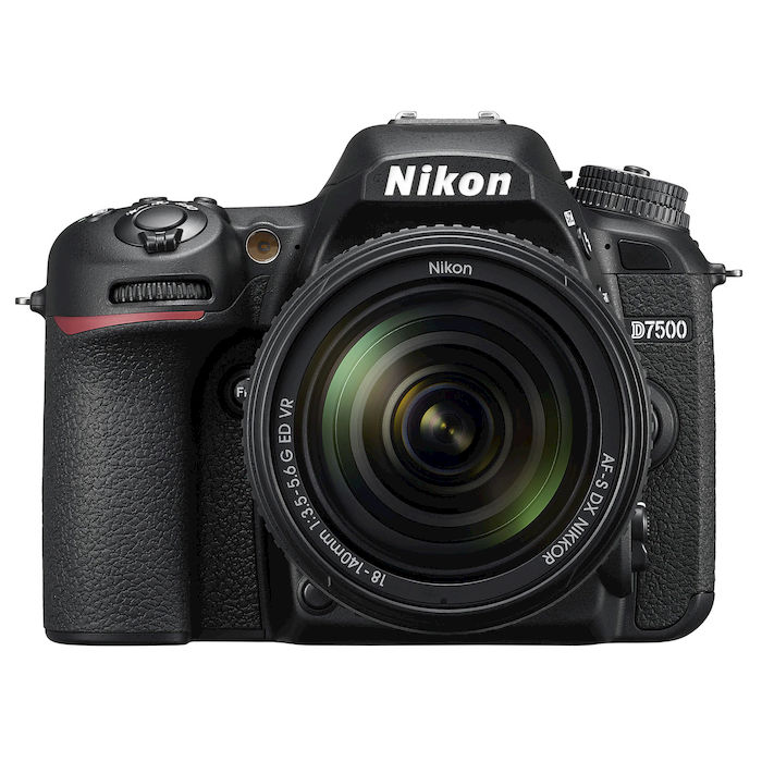 NIKON D7500 + AF-S 18-140 VR BLACK - thumb - MediaWorld.it