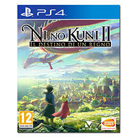 Gioco PS4 Ni No Kuni II: Il Destino di un Regno - PS4 su Mediaworld.it