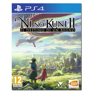Ni No Kuni II: Il Destino di un Regno - PS4 - thumb - MediaWorld.it
