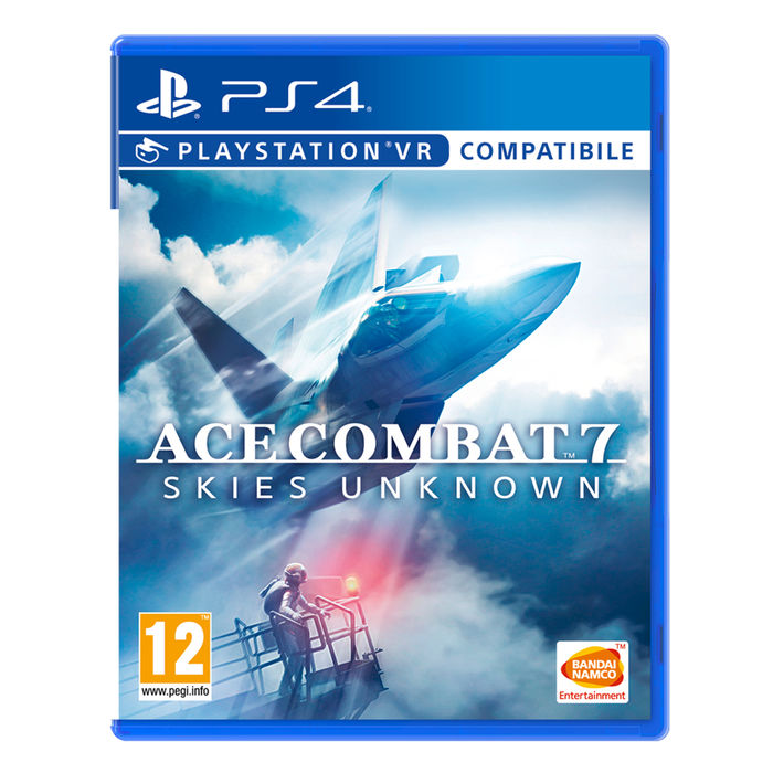 Ace Combat 7 Skies Unknown - PS4 - thumb - MediaWorld.it