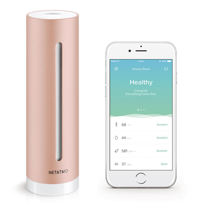 NETATMO Healthy Home Coach - thumb - MediaWorld.it