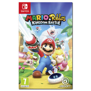 Mario + Rabbids: Kingdom Battle - NSW - thumb - MediaWorld.it