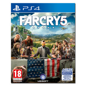 Far Cry 5 - PS4 - MediaWorld.it