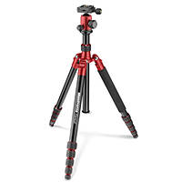 Treppiede MANFROTTO CAV MKELEB5RD su Mediaworld.it