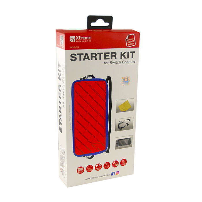 XTREME STARTER KIT - thumb - MediaWorld.it