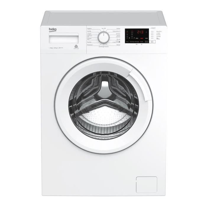 BEKO WTX81232W - thumb - MediaWorld.it