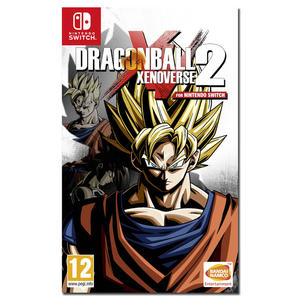 Dragon Ball Xenoverse 2 - NSW - MediaWorld.it