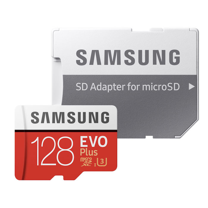 SAMSUNG Micro SD Evo Plus 128 GB+Adattatore - thumb - MediaWorld.it