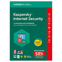 Software antivirus KASPERSKY INTERNET SECURITY ATTACH su Mediaworld.it
