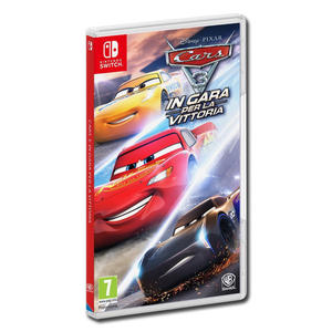 Cars 3 - In gara per la vittoria - NSW - MediaWorld.it