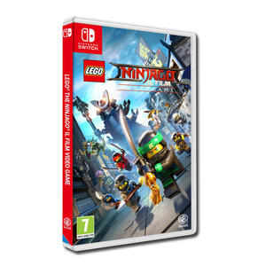 LEGO Ninjago: Il Film - Video game - NSW - MediaWorld.it