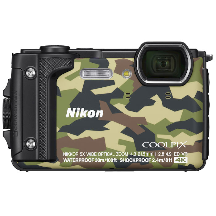 NIKON COOLPIX W300 CAMOUFLAGE - thumb - MediaWorld.it