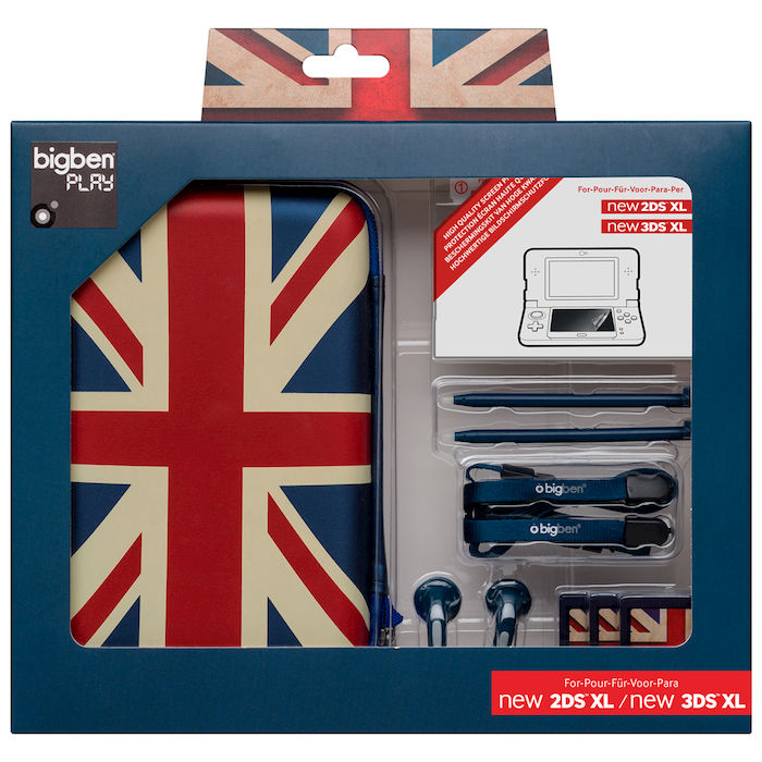 BIG BEN PACK Nintendo New 2DS XL UK - thumb - MediaWorld.it