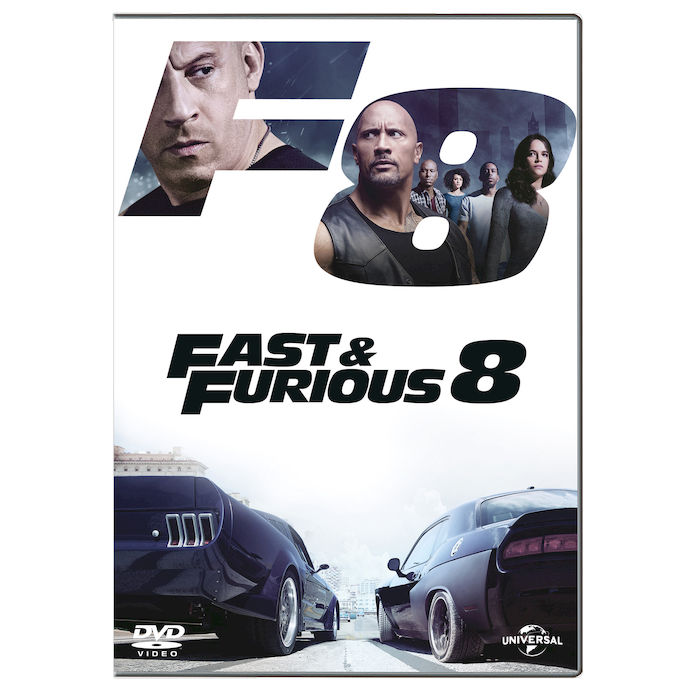 Fast and Furious 8 - DVD - thumb - MediaWorld.it