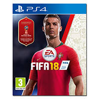 Gioco PS4 FIFA 18 - PS4 su Mediaworld.it