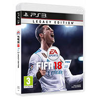 Gioco PS3 FIFA 18 (Legacy Edition) - PS3 su Mediaworld.it