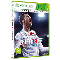 Gioco xbox 360 FIFA 18 (Legacy Edition) - XBOX 360 su Mediaworld.it