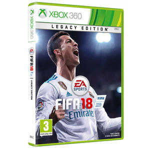 FIFA 18 (Legacy Edition) - XBOX 360 - MediaWorld.it
