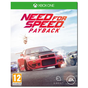 Need for Speed Payback - XBOX ONE - thumb - MediaWorld.it