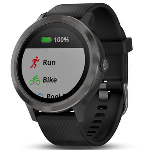 GARMIN Vivoactive 3 Gunmetal - MediaWorld.it