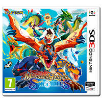 Gioco 3DS Monster Hunter Stories - 3DS su Mediaworld.it