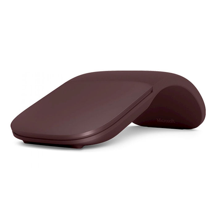 MICROSOFT Surface Arc Mouse Bordeaux - thumb - MediaWorld.it