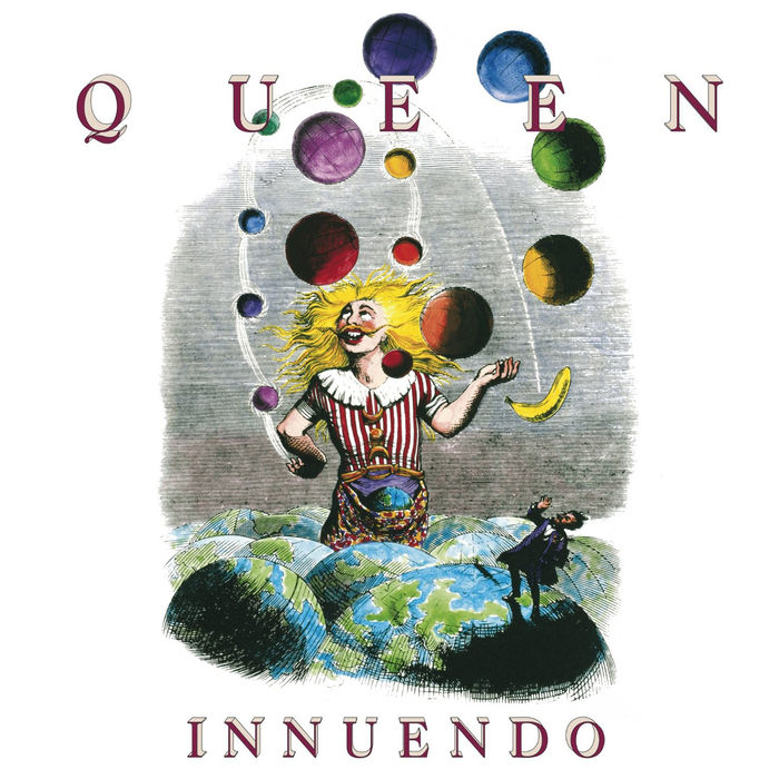 Queen - Innuendo - Vinile - thumb - MediaWorld.it