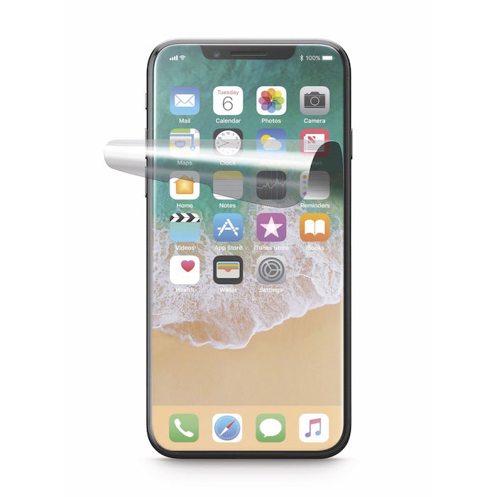 Cellularline Pellicole protettive per IPHONE X Blue - thumb - MediaWorld.it