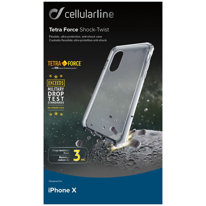 CELLULAR LINE TETRACASEIPH8W - thumb - MediaWorld.it