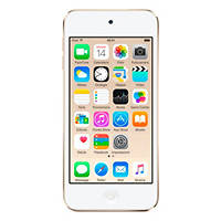 lettore MP3 APPLE iPOD TOUCH 128GB  ORO su Mediaworld.it