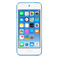 lettore MP3 APPLE iPOD TOUCH 128GB  BLUE su Mediaworld.it