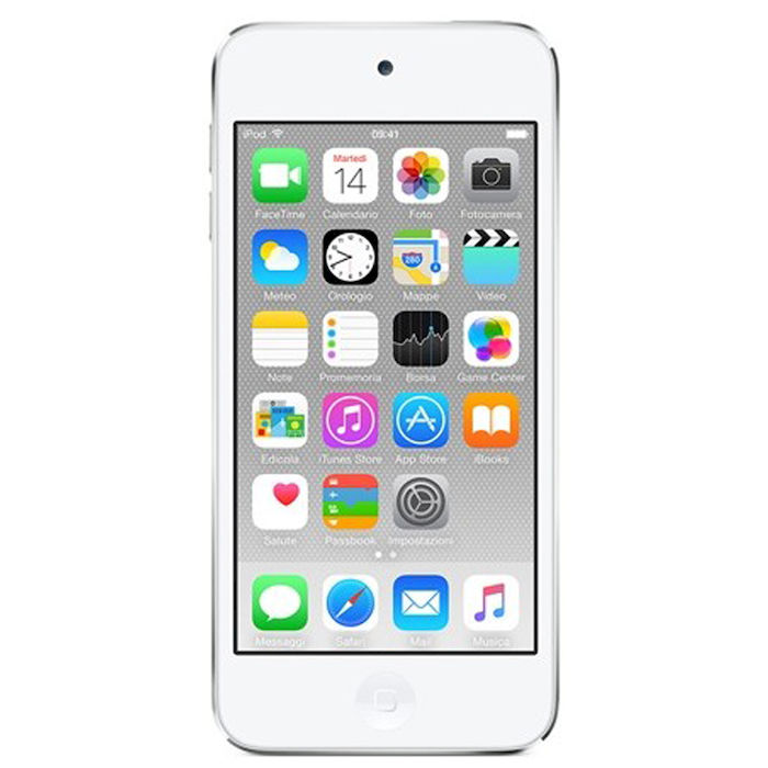 APPLE iPOD TOUCH 128GB - ARGENTO - thumb - MediaWorld.it