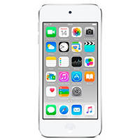 lettore MP3 APPLE iPOD TOUCH 128GB - ARGENTO su Mediaworld.it