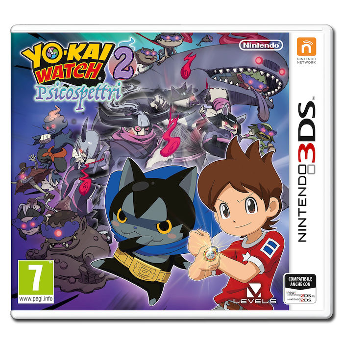 Yo-Kai Watch 2 - Psicospettri - 3DS - thumb - MediaWorld.it