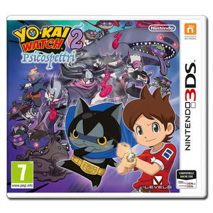 Yo-Kai Watch 2 - Psicospettri - 3DS - MediaWorld.it