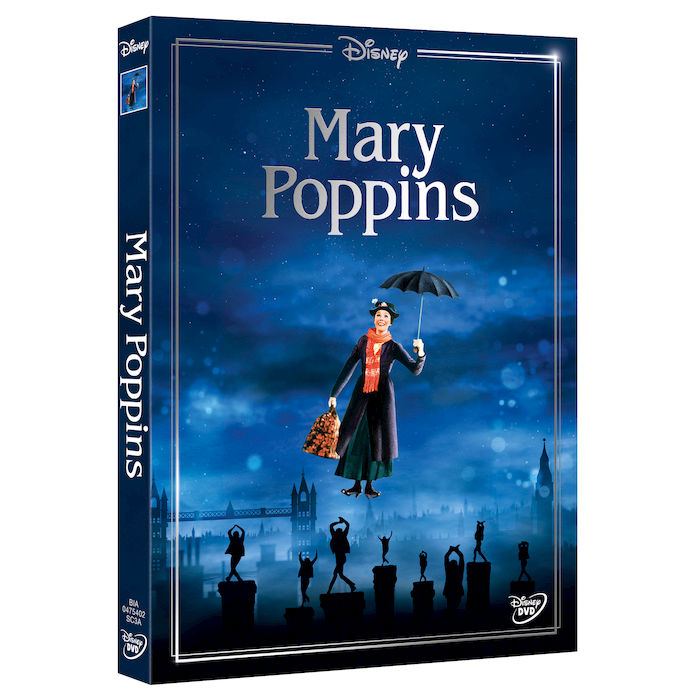 Mary Poppins (Special pack) - DVD - thumb - MediaWorld.it