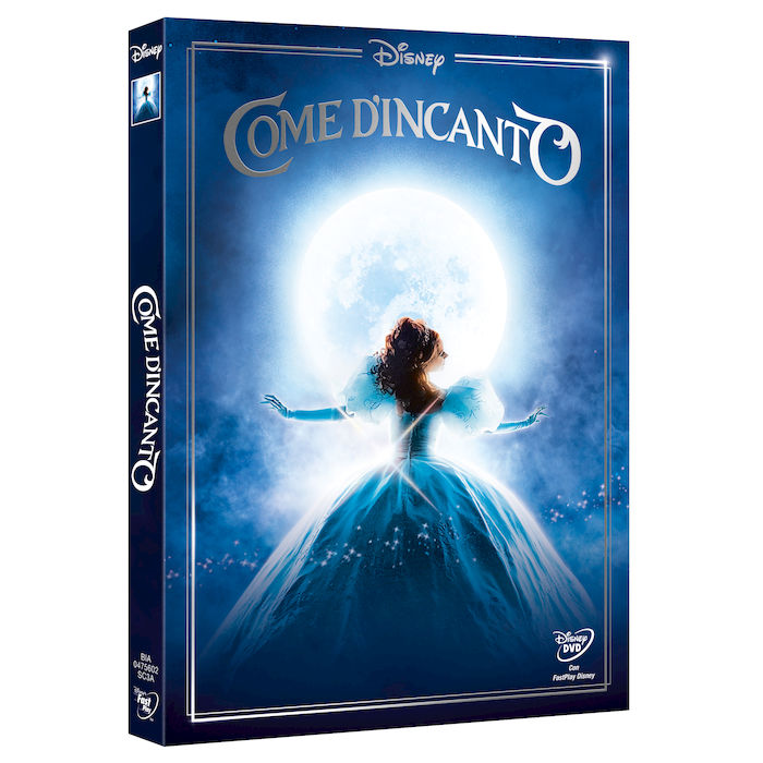 Come d'incanto (Limited Edition 2017) - DVD - thumb - MediaWorld.it