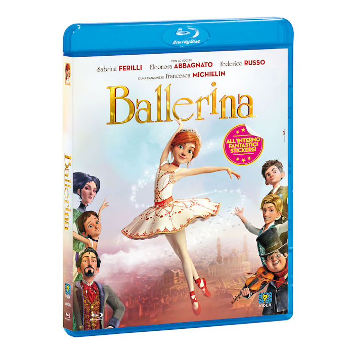 Ballerina - Blu-Ray - thumb - MediaWorld.it