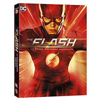 DVD - Serie TV The Flash Stagione 3 - DVD su Mediaworld.it