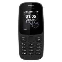 Cellulare Dual SIM NOKIA 105 BLACK su Mediaworld.it