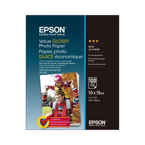 EPSON Carta Fotografica Lucida Glossy - MediaWorld.it