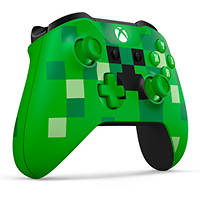 Controller Wireless per Xbox (Minecraft Creeper) MICROSOFT Xbox Wireless Controller - Minecraft Creeper su Mediaworld.it