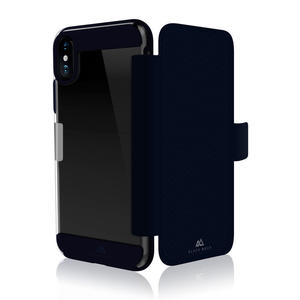 BLACK ROCK COVER BUSINESS FOLIO IPHONE X BLU - MediaWorld.it