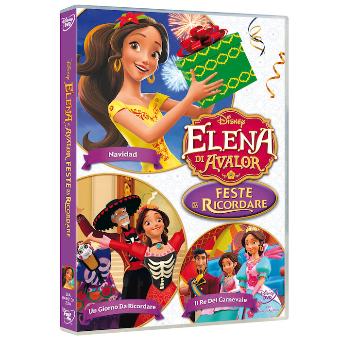 Elena di Avalor - Feste da ricordare - DVD - thumb - MediaWorld.it