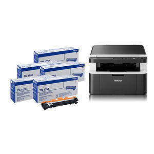 BROTHER DCP1612W+5 Toner - MediaWorld.it
