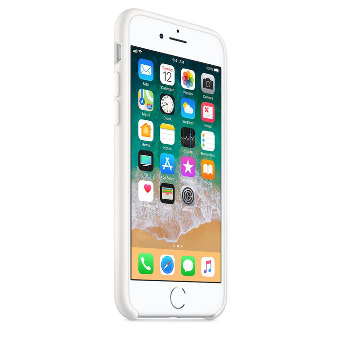 APPLE Cover iPhone 8/7 White - thumb - MediaWorld.it