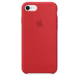 APPLE Custodia in silicone per iPhone 8 / 7 - (PRODUCT)RED - MediaWorld.it