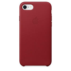 APPLE Cover iPhone 8/7 Red - MediaWorld.it