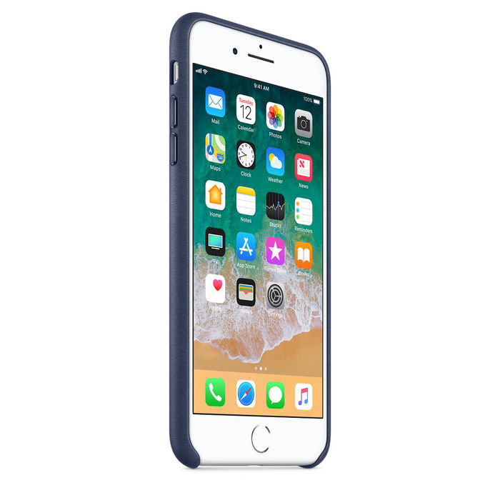 APPLE Cover iPhone 8P/7P Blu Notte - thumb - MediaWorld.it